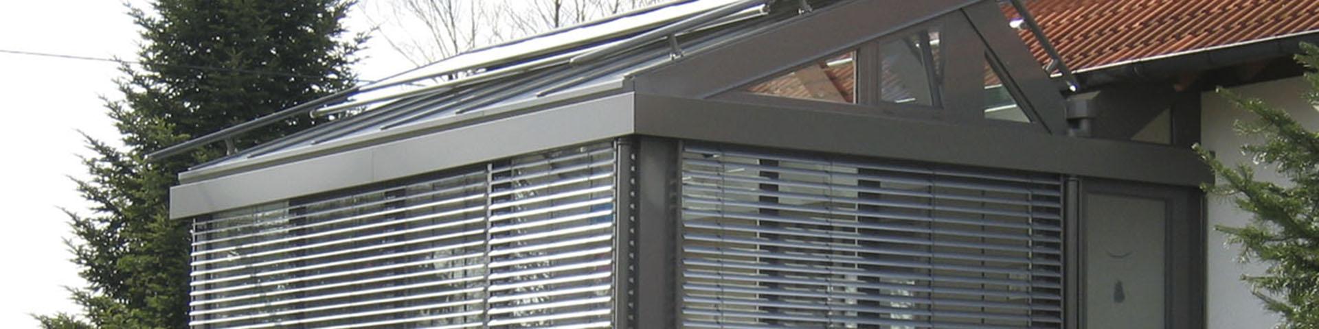 Wintergarten Schreinerei Fensterbau Veser Gmbh Aus